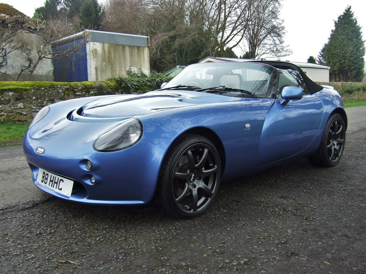 Tempting Tam! 2002 TVR Tamora 3.6 SOLD (picture 2 of 6)