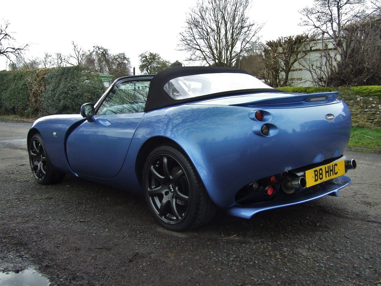 Tempting Tam! 2002 TVR Tamora 3.6 SOLD (picture 3 of 6)