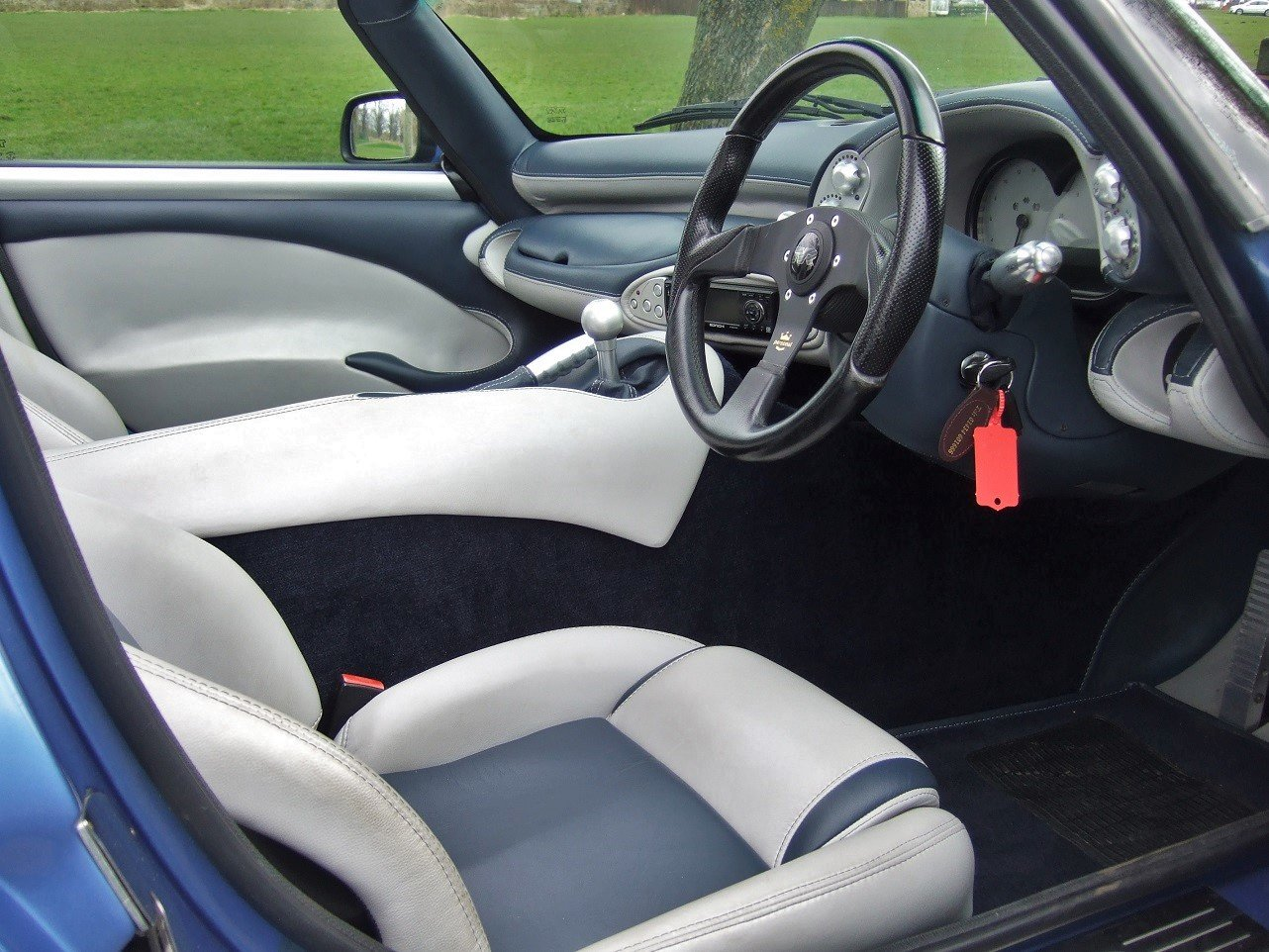 Tempting Tam! 2002 TVR Tamora 3.6 SOLD (picture 5 of 6)