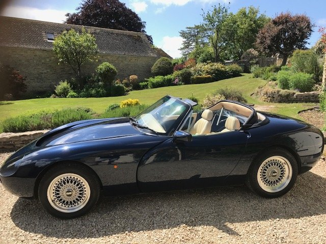 1992 TVR GRIFFITH 4.0LTR 40,823 FTVRSH For Sale (picture 2 of 4)