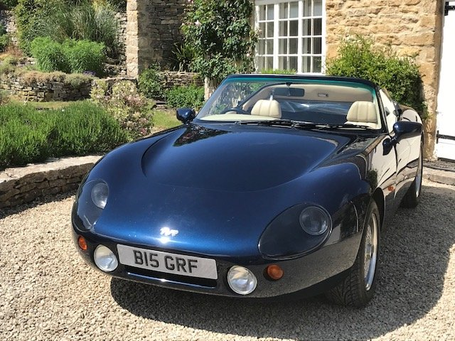1992 TVR GRIFFITH 4.0LTR 40,823 FTVRSH For Sale (picture 3 of 4)