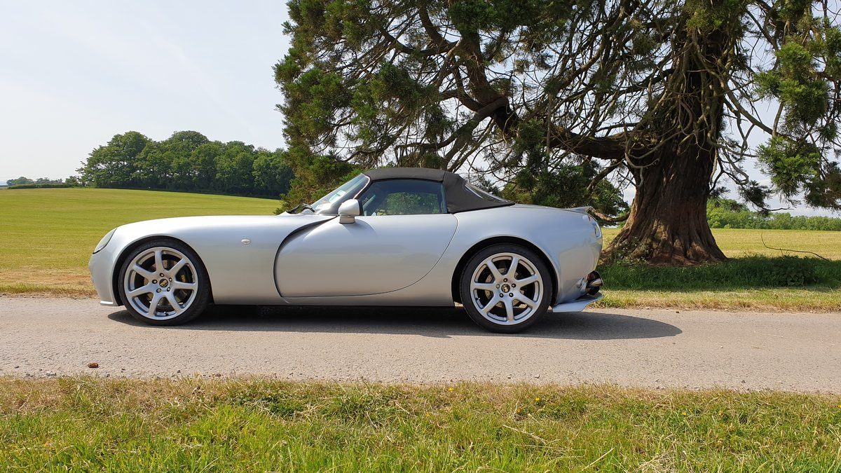 2002 TVR Tamora 3.6 New Interior Fabulous Paint Great Drive! For Sale (picture 1 of 6)