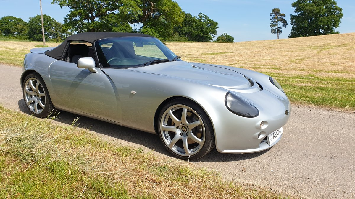 2002 TVR Tamora 3.6 New Interior Fabulous Paint Great Drive! For Sale (picture 2 of 6)