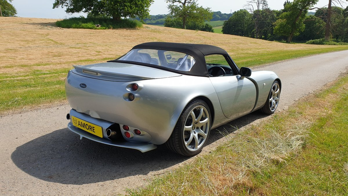 2002 TVR Tamora 3.6 New Interior Fabulous Paint Great Drive! For Sale (picture 3 of 6)