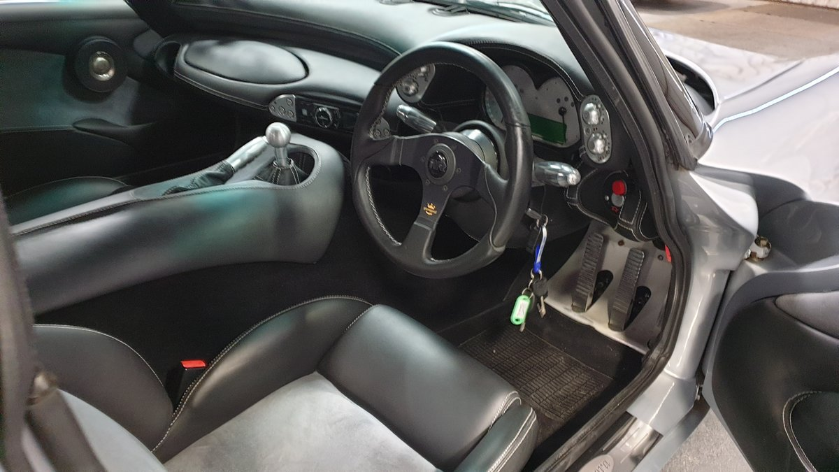 2002 TVR Tamora 3.6 New Interior Fabulous Paint Great Drive! For Sale (picture 4 of 6)