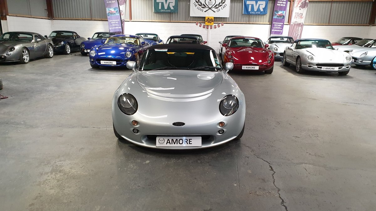 2002 TVR Tamora 3.6 New Interior Fabulous Paint Great Drive! For Sale (picture 6 of 6)