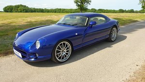 1998 TVR Cerbera 4.2 only 34k miles. Imperial Blue SOLD