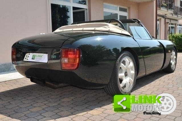 1995 TVR Griffith Big Valve 4.3 For Sale (picture 3 of 6)