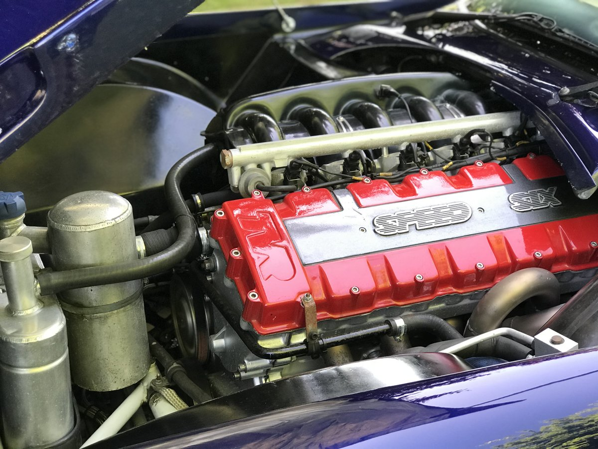 2002 TVR Tuscan MK1 4.0 A/C - Engine Rebuild - Lovely Condition SOLD (picture 6 of 6)