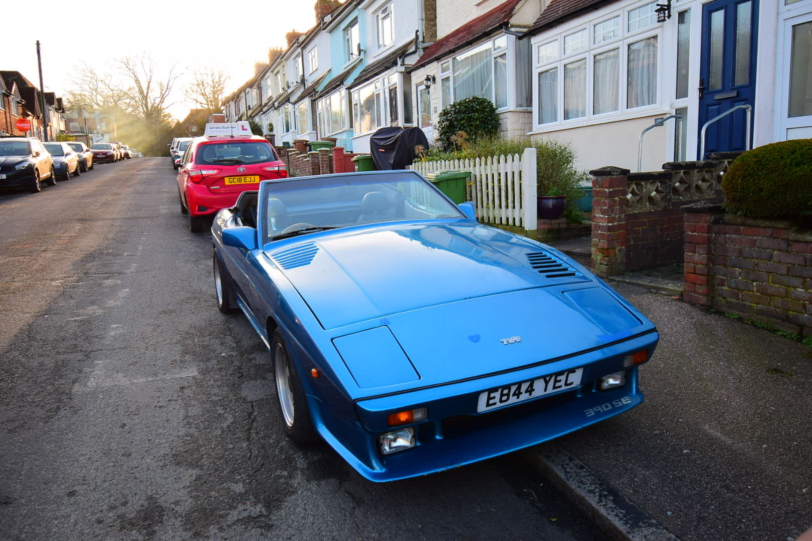 1987 TVR 390 se sold  SOLD (picture 1 of 6)