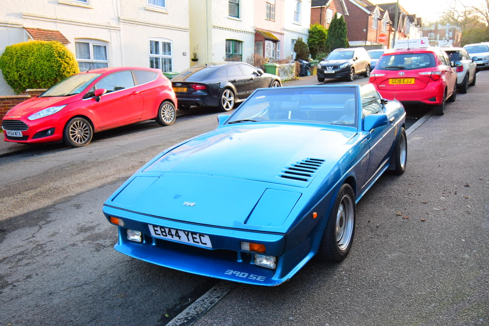 1987 TVR 390 se sold  SOLD (picture 4 of 6)
