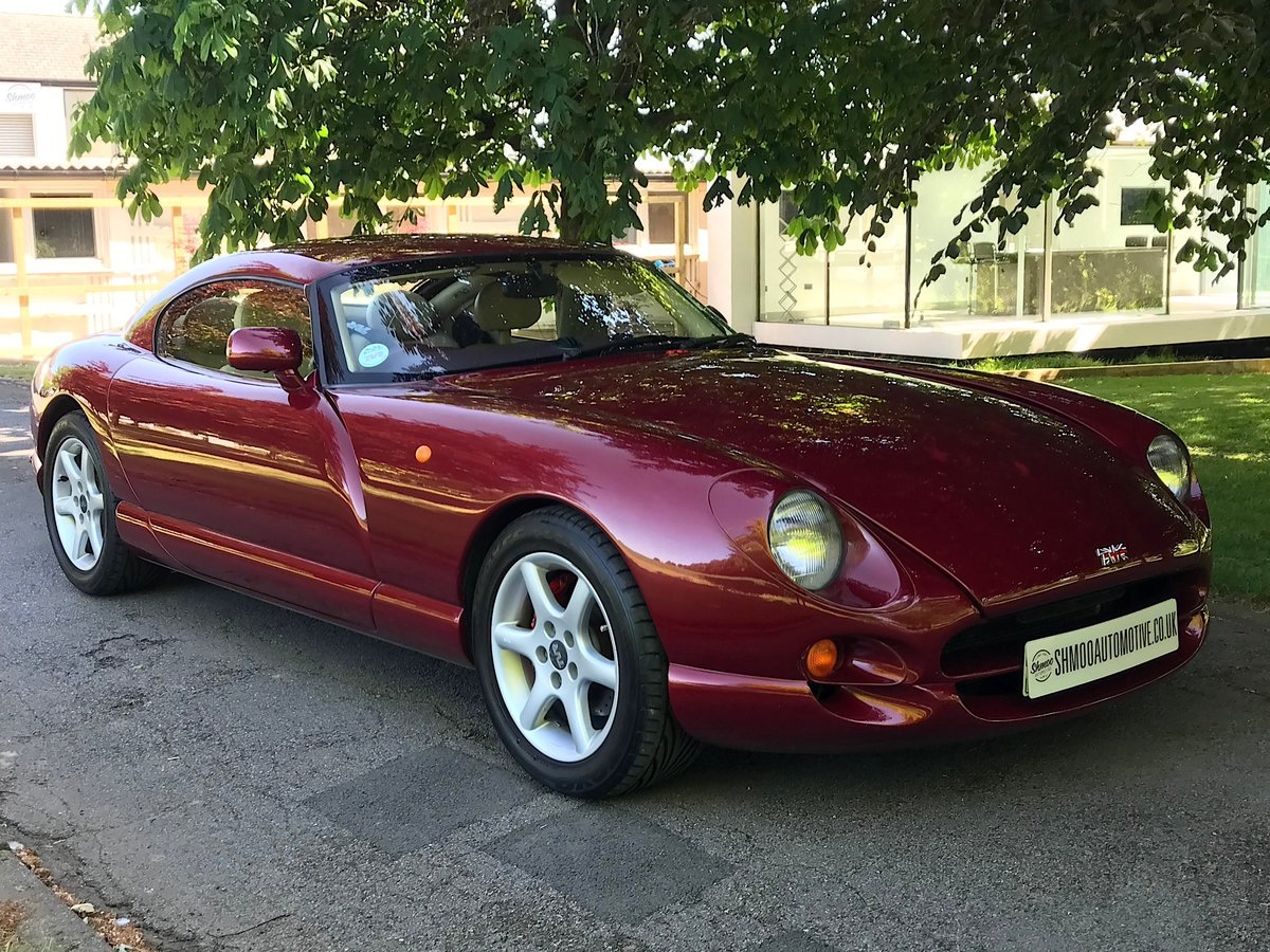 1999 Devil in disguise. Cerb 4.5 'Powers' Speed Six & MBE Upgrade For Sale (picture 3 of 6)