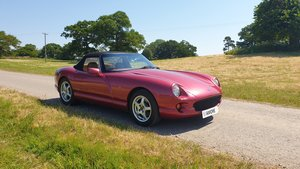 Wonderful TVR 4.0 Chimaera Red Rosso Pearl with PS T5 Box