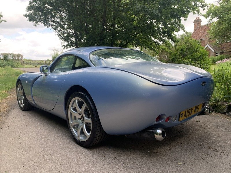 2000 TVR TUSCAN 4.0 SPEED SIX 27,000 MILES For Sale (picture 3 of 6)