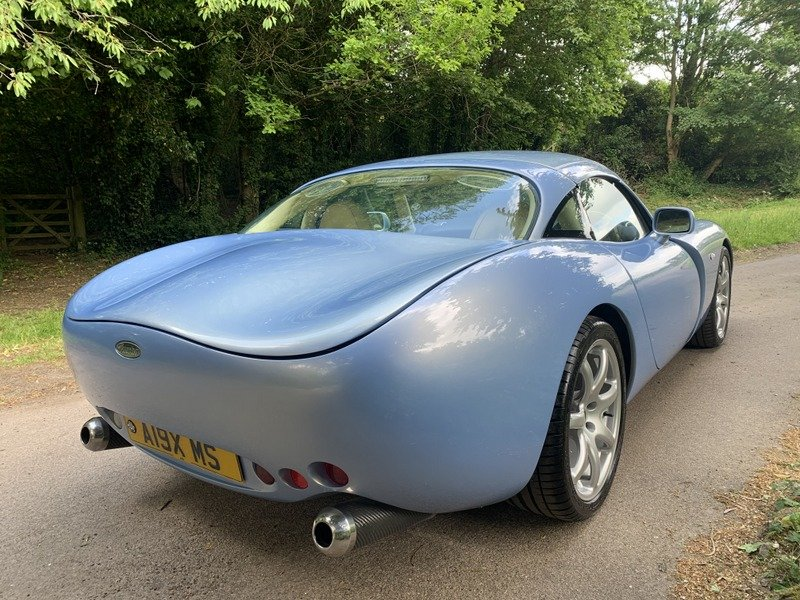 2000 TVR TUSCAN 4.0 SPEED SIX 27,000 MILES For Sale (picture 4 of 6)