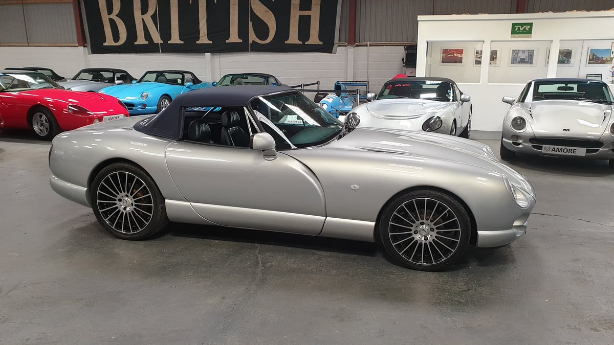 1995 July Special - TVR Chimaera 5.0 New Cam Act Induction  For Sale (picture 1 of 6)