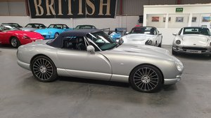 1995 July Special - TVR Chimaera 5.0 New Cam Act Induction  SOLD