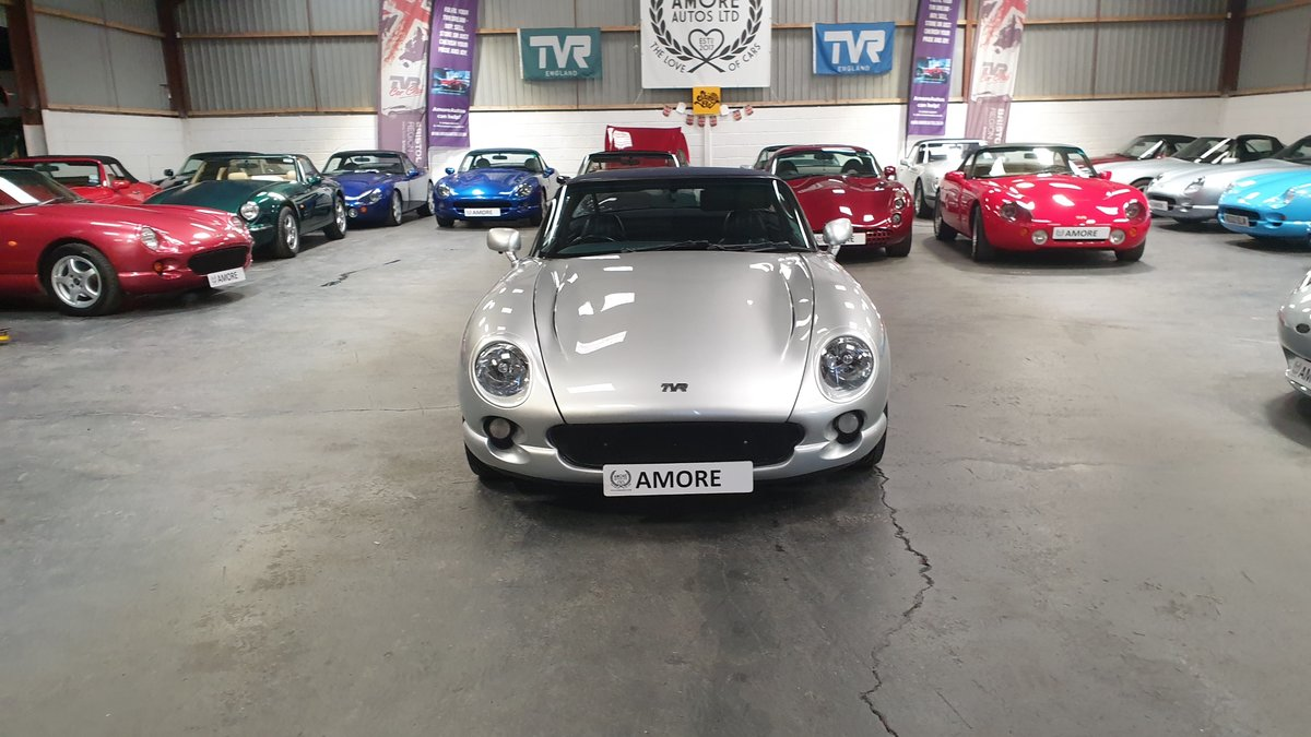 1995 July Special - TVR Chimaera 5.0 New Cam Act Induction  For Sale (picture 2 of 6)