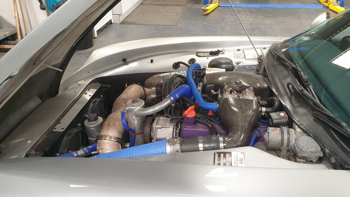 1995 July Special - TVR Chimaera 5.0 New Cam Act Induction  For Sale (picture 5 of 6)