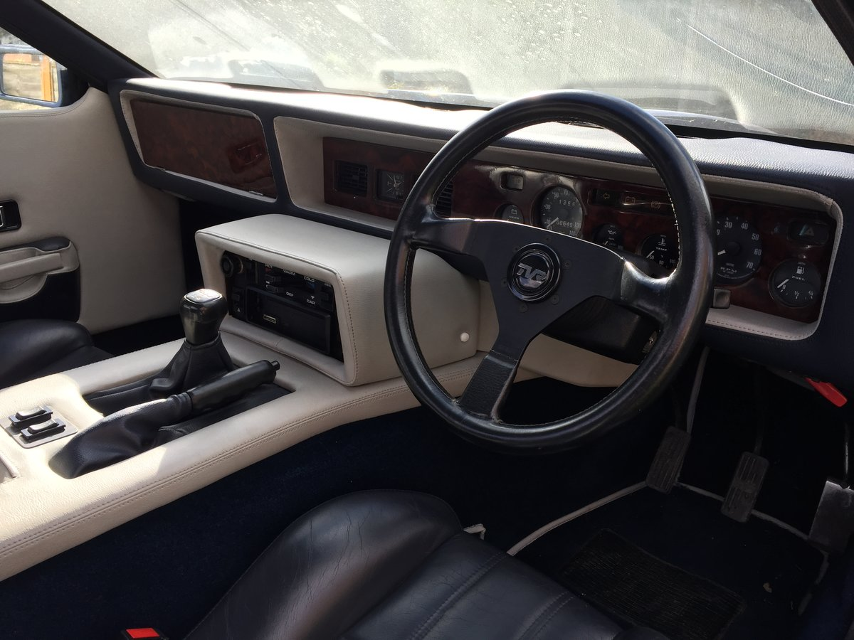 1983 TVR Tasmin 280i DHC For Sale (picture 4 of 6)