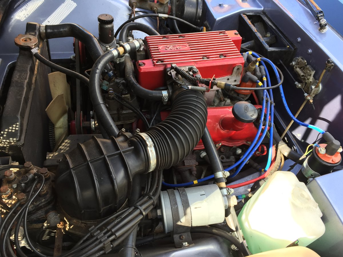 1983 TVR Tasmin 280i DHC For Sale (picture 5 of 6)
