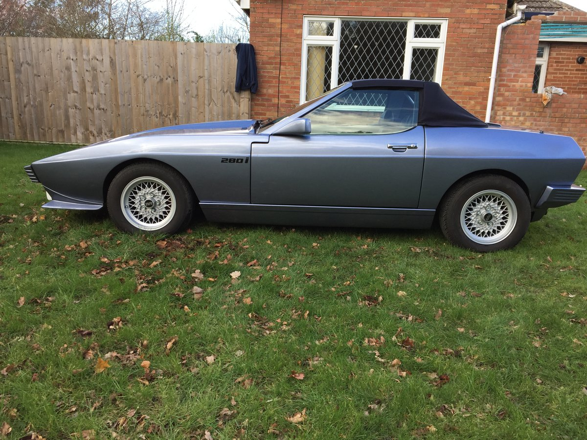 1983 TVR Tasmin 280i DHC For Sale (picture 2 of 6)
