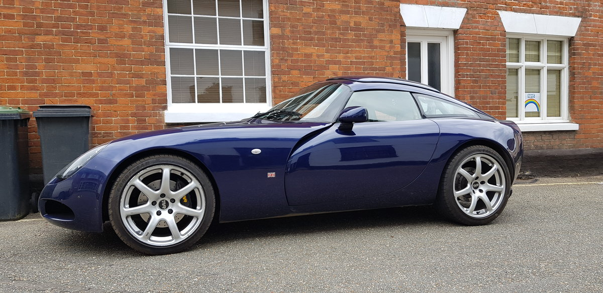 2003 Tvr T350 targa SOLD (picture 5 of 6)