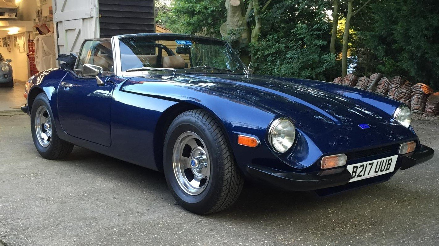 1984 TVR 3000S For Sale (picture 1 of 6)