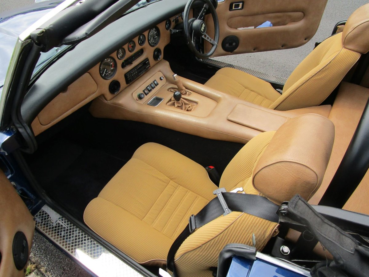 1984 TVR 3000S For Sale (picture 4 of 6)