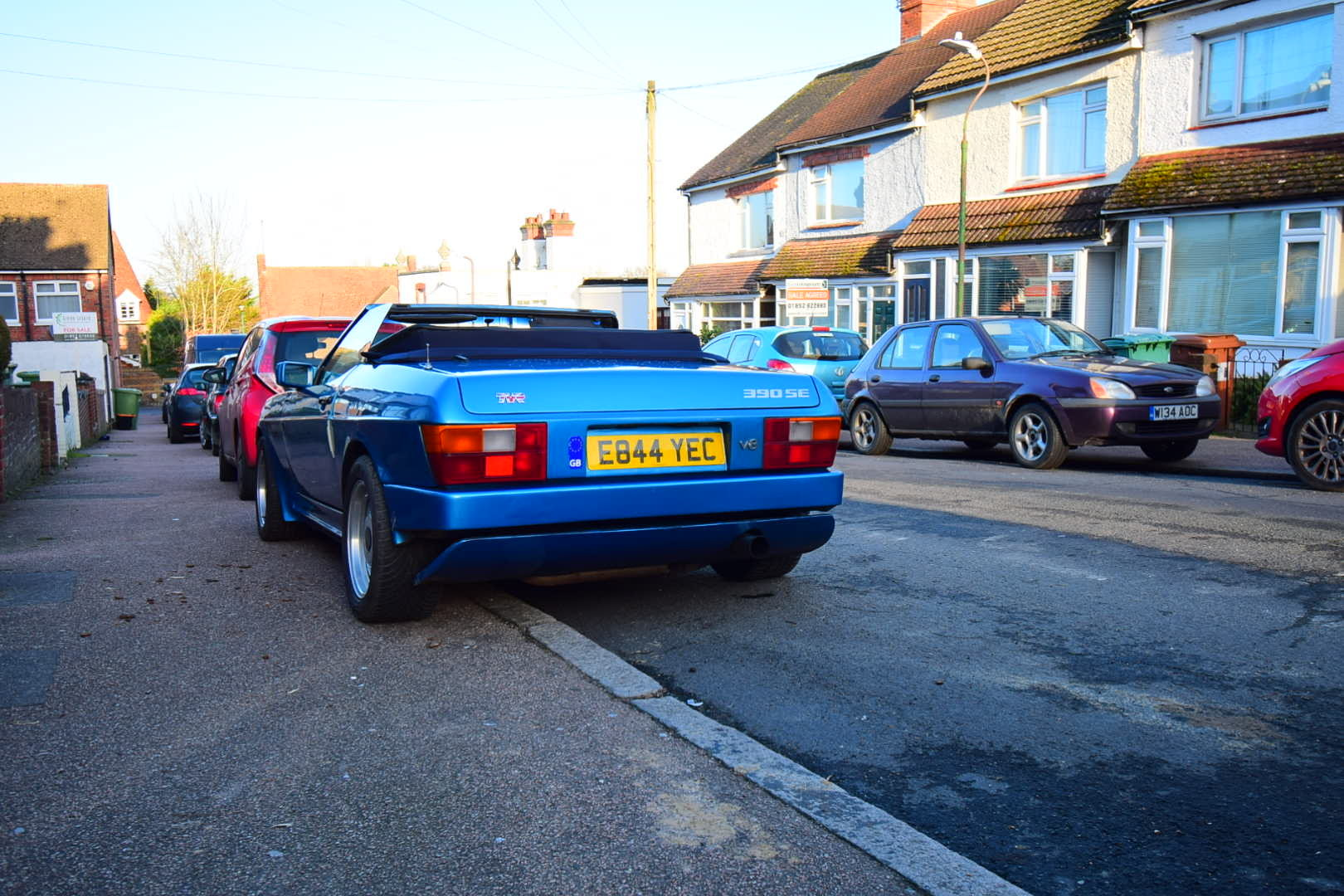 1987 TVR 390 se sold  SOLD (picture 6 of 6)