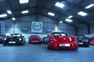 All TVR Models Wanted 1.6 - 5.0 Sold out again!
