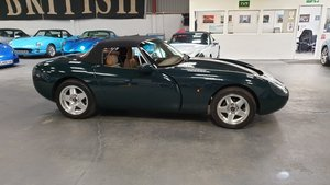 1992 TVR Griffith 4.3 Big Valve. Factory Build. One of 12.