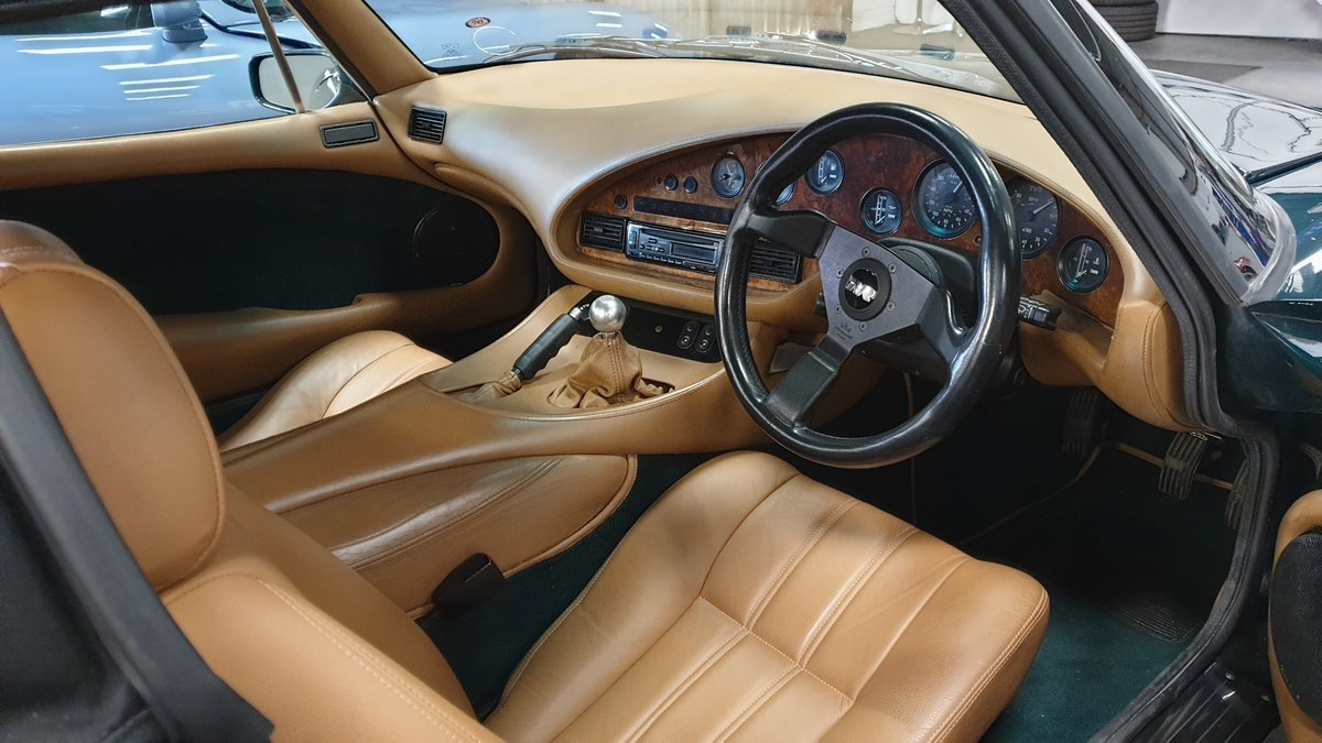 1992 TVR Griffith 4.3 Big Valve. Factory Build. One of 12.  For Sale (picture 5 of 6)