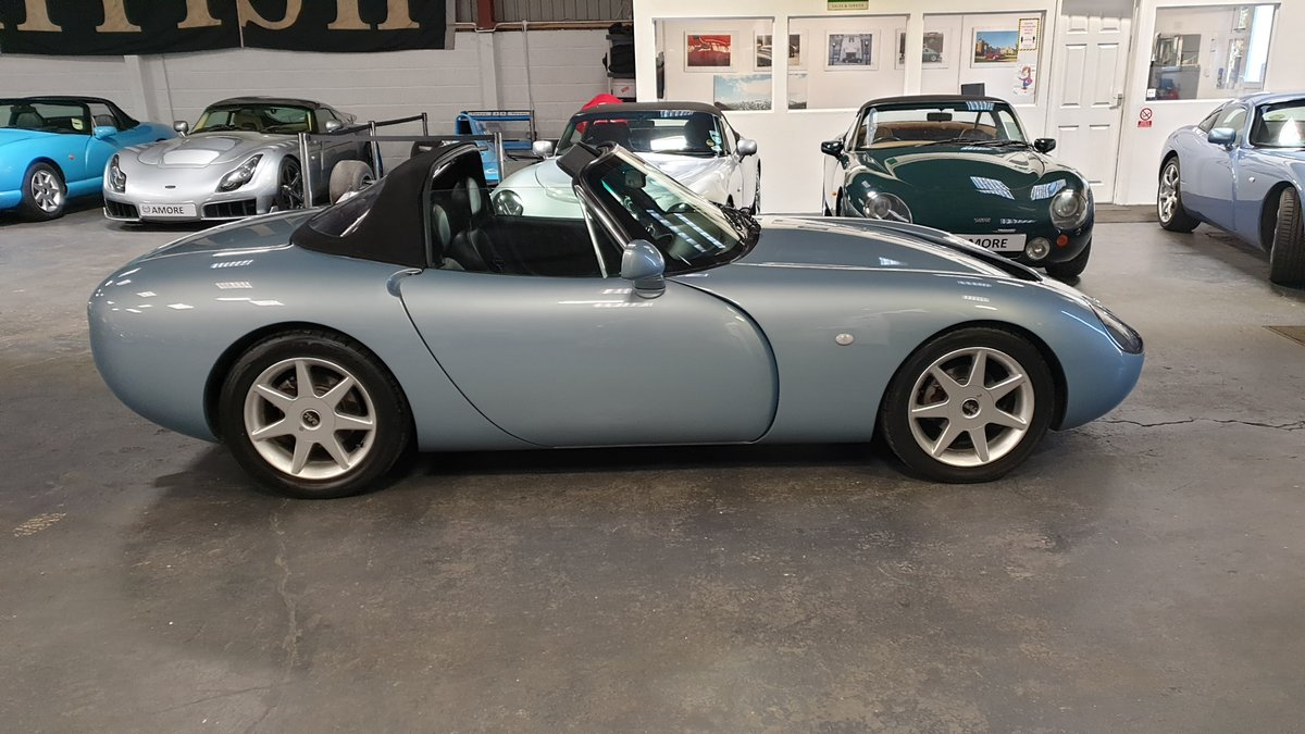 2001 TVR Griffith 5.0 SE No 35 of last 100 made. For Sale (picture 3 of 6)