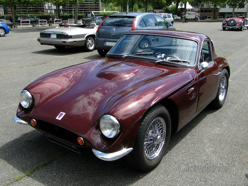 Tvr Griffith 200 1965 SOLD (picture 1 of 6)