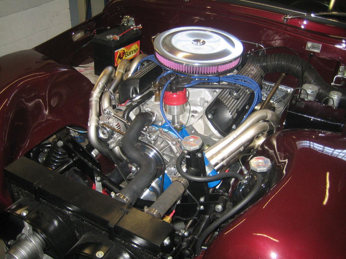 Tvr Griffith 200 1965 SOLD (picture 4 of 6)