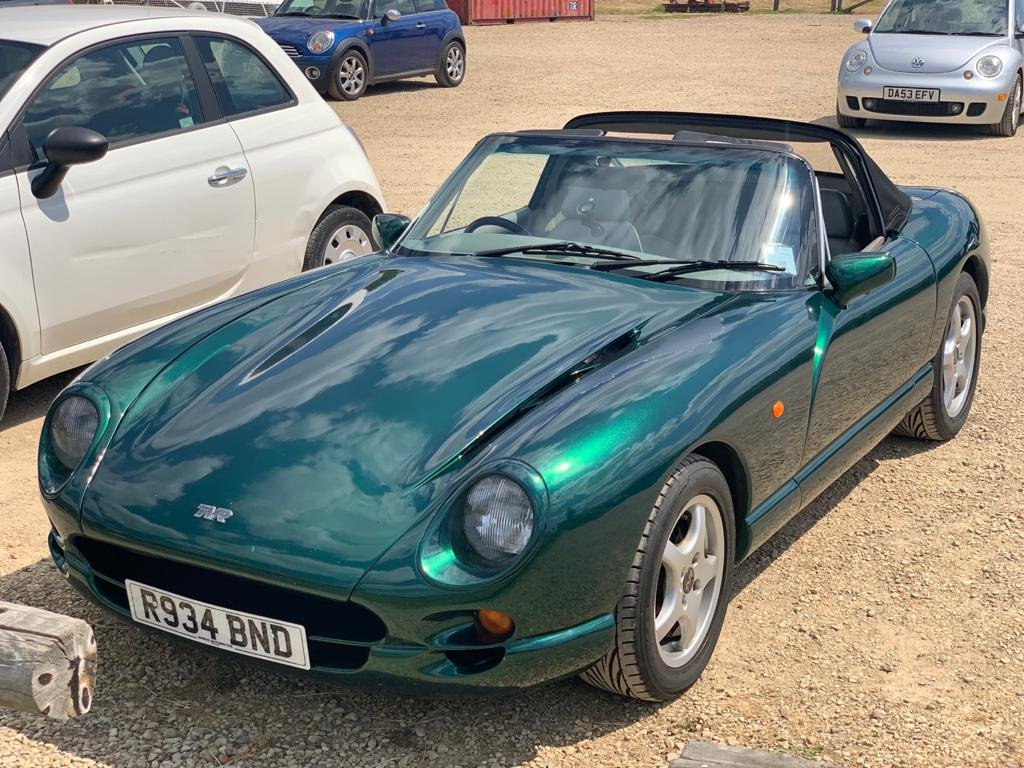 1998 TVR Chimaera 450 PAS - UNDER PREP For Sale (picture 1 of 6)
