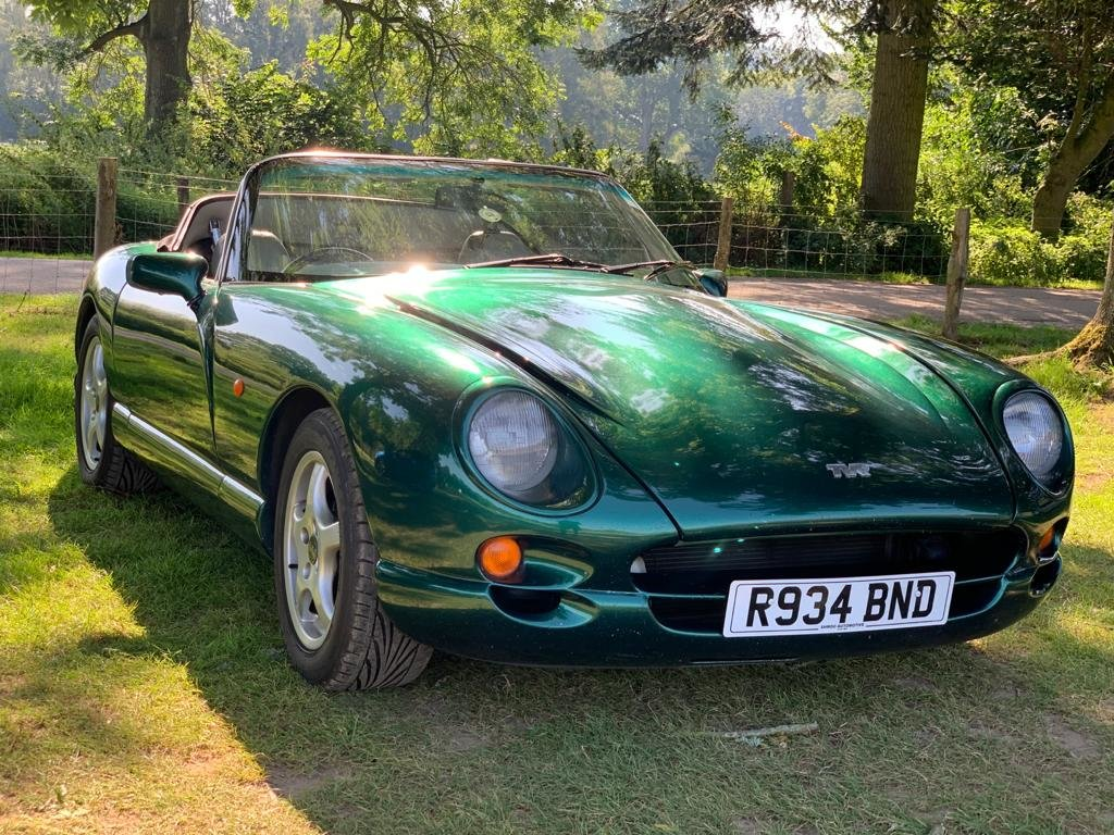 1998 TVR Chimaera 450 PAS - UNDER PREP For Sale (picture 2 of 6)