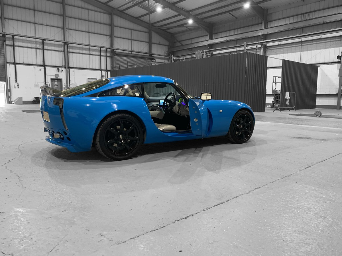 2003 Stunning TVR T350  For Sale (picture 1 of 6)