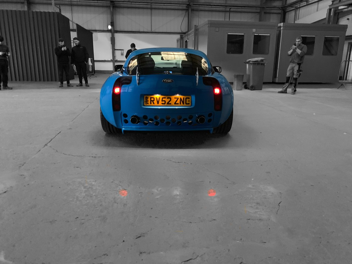 2003 Stunning TVR T350  For Sale (picture 2 of 6)