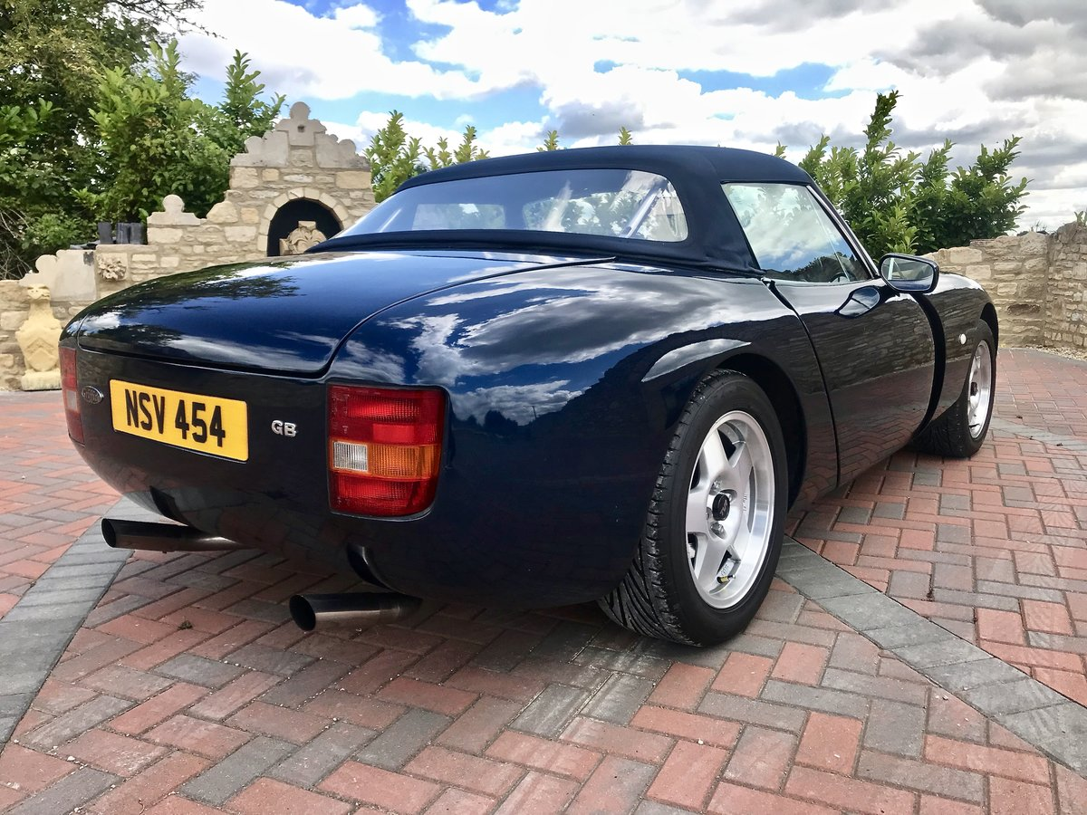 1992 TVR Griffith 4.0 250 BHP Pre Cat For Sale (picture 3 of 6)
