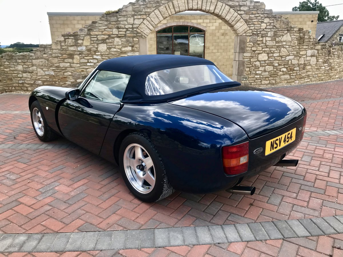 1992 TVR Griffith 4.0 250 BHP Pre Cat For Sale (picture 4 of 6)
