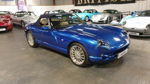 TVR Chimaera 500 Mk3 (2001) Viper Blue PAS AC Rebuilt Engine For Sale