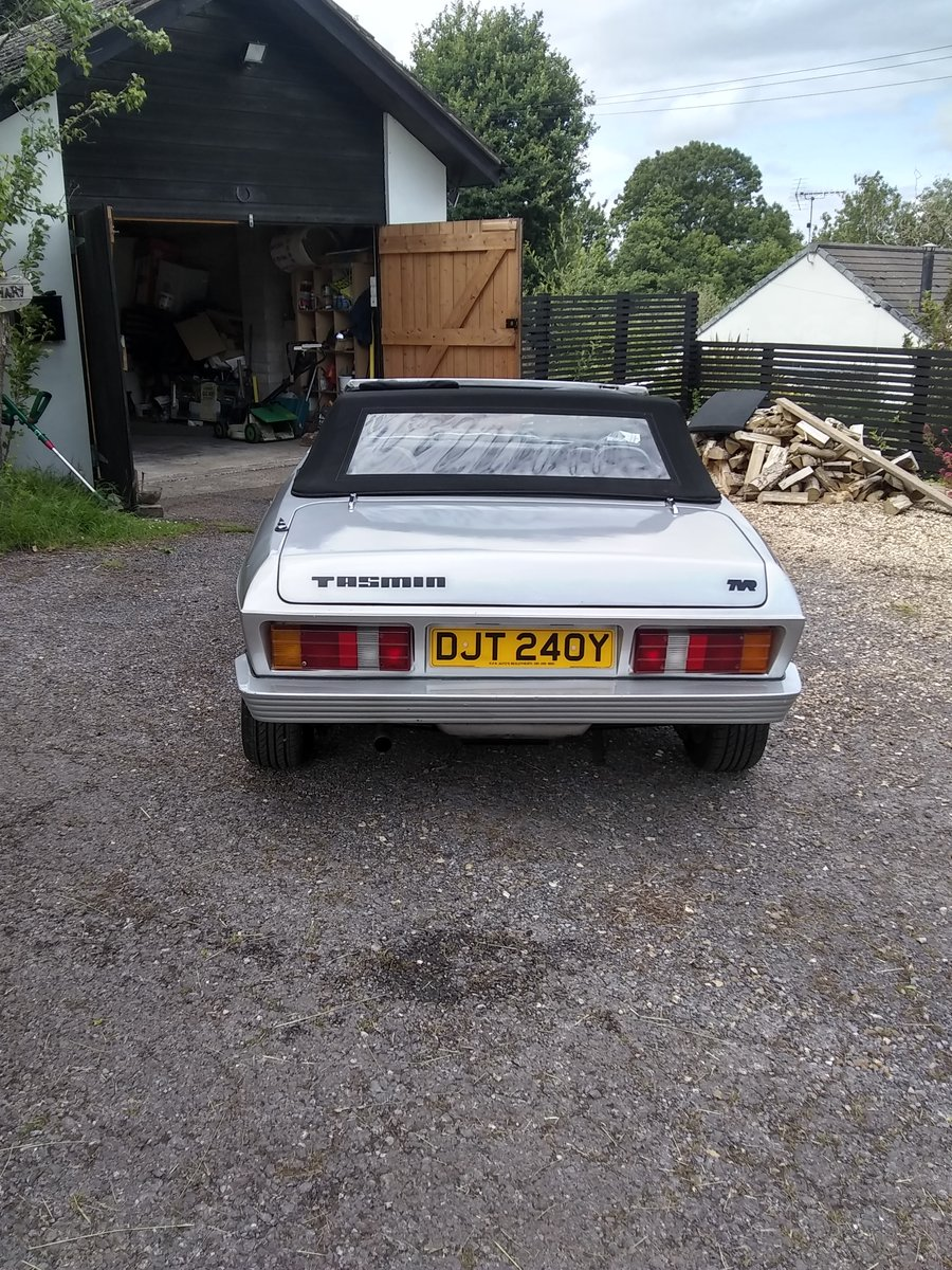 1983 Rare TVR Tasmin 200 For Sale (picture 2 of 4)