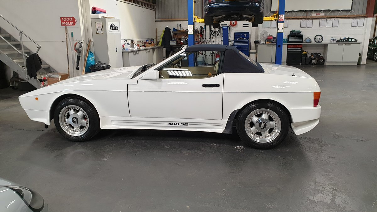 Sold - 1990 TVR 400SE – Lovely Engine  SOLD (picture 4 of 6)