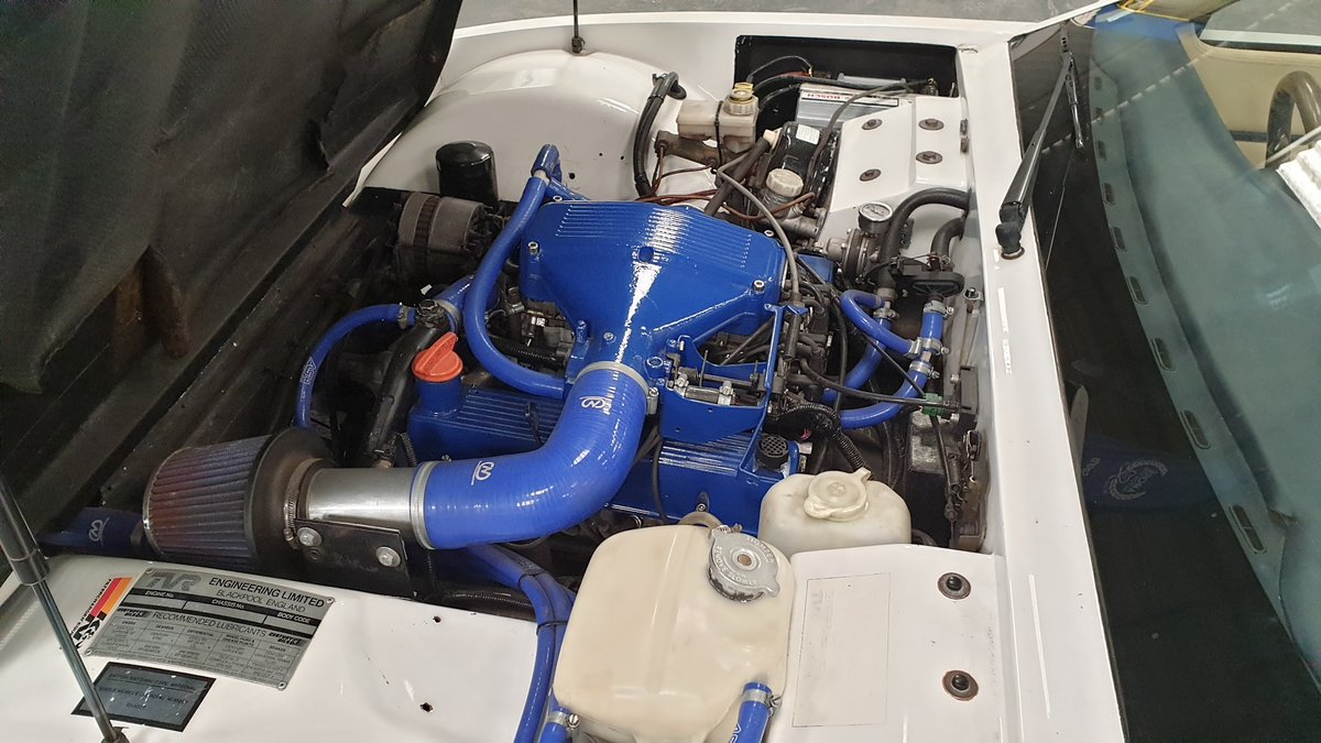 Sold - 1990 TVR 400SE – Lovely Engine  SOLD (picture 6 of 6)