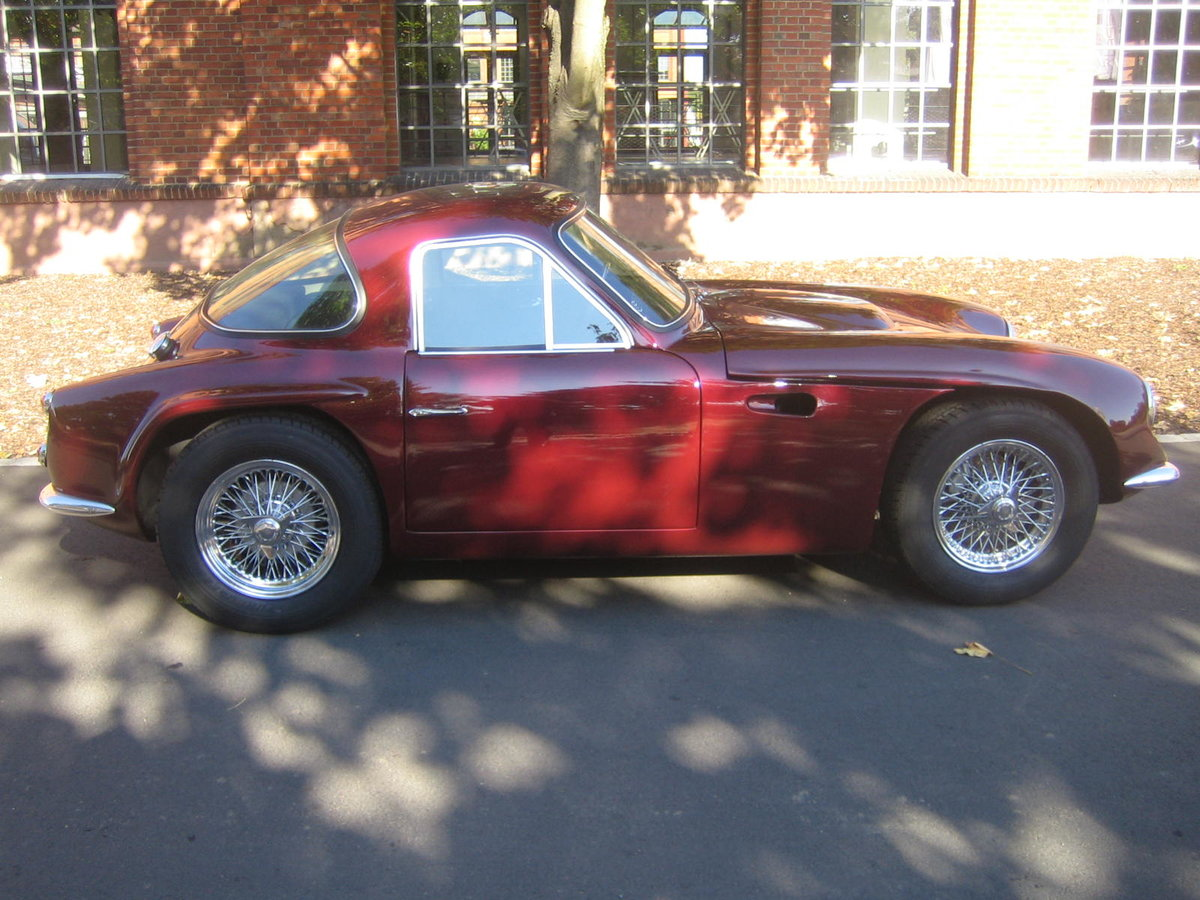 Tvr Griffith 200 1965 SOLD (picture 6 of 6)