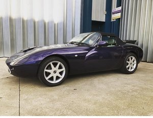 2001 TVR Griffith SE number 40