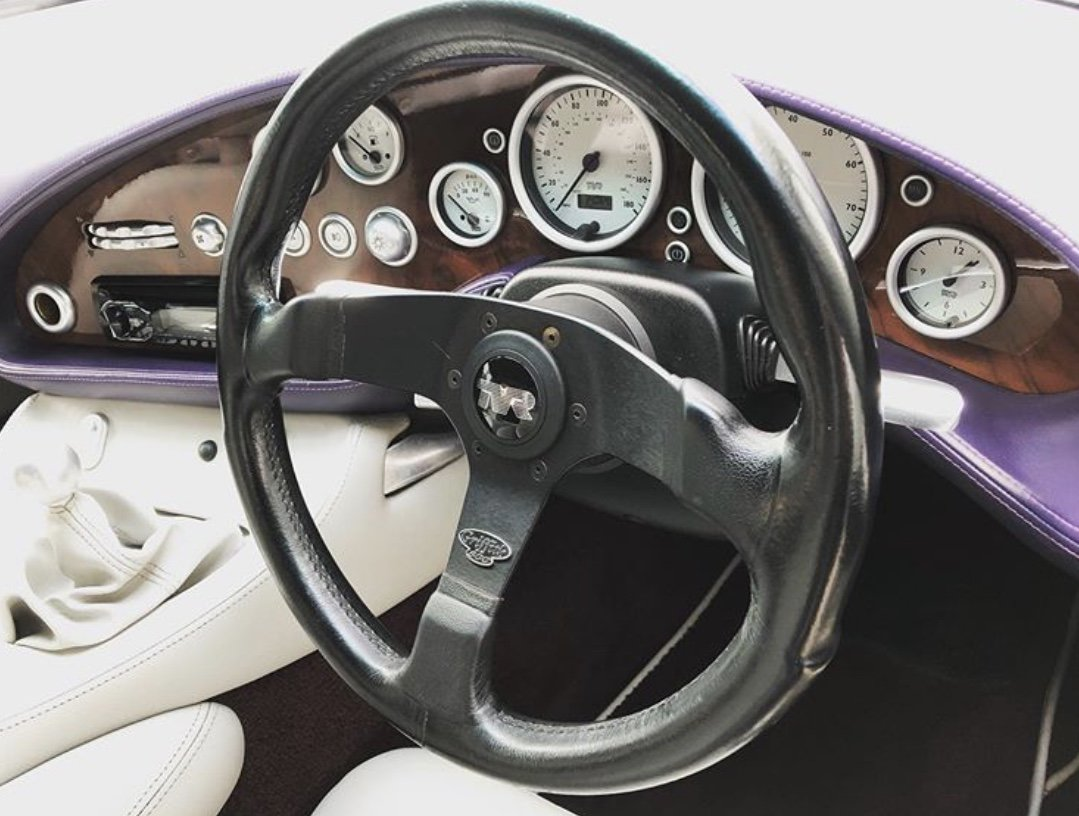 2001 TVR Griffith SE number 40 For Sale (picture 5 of 6)