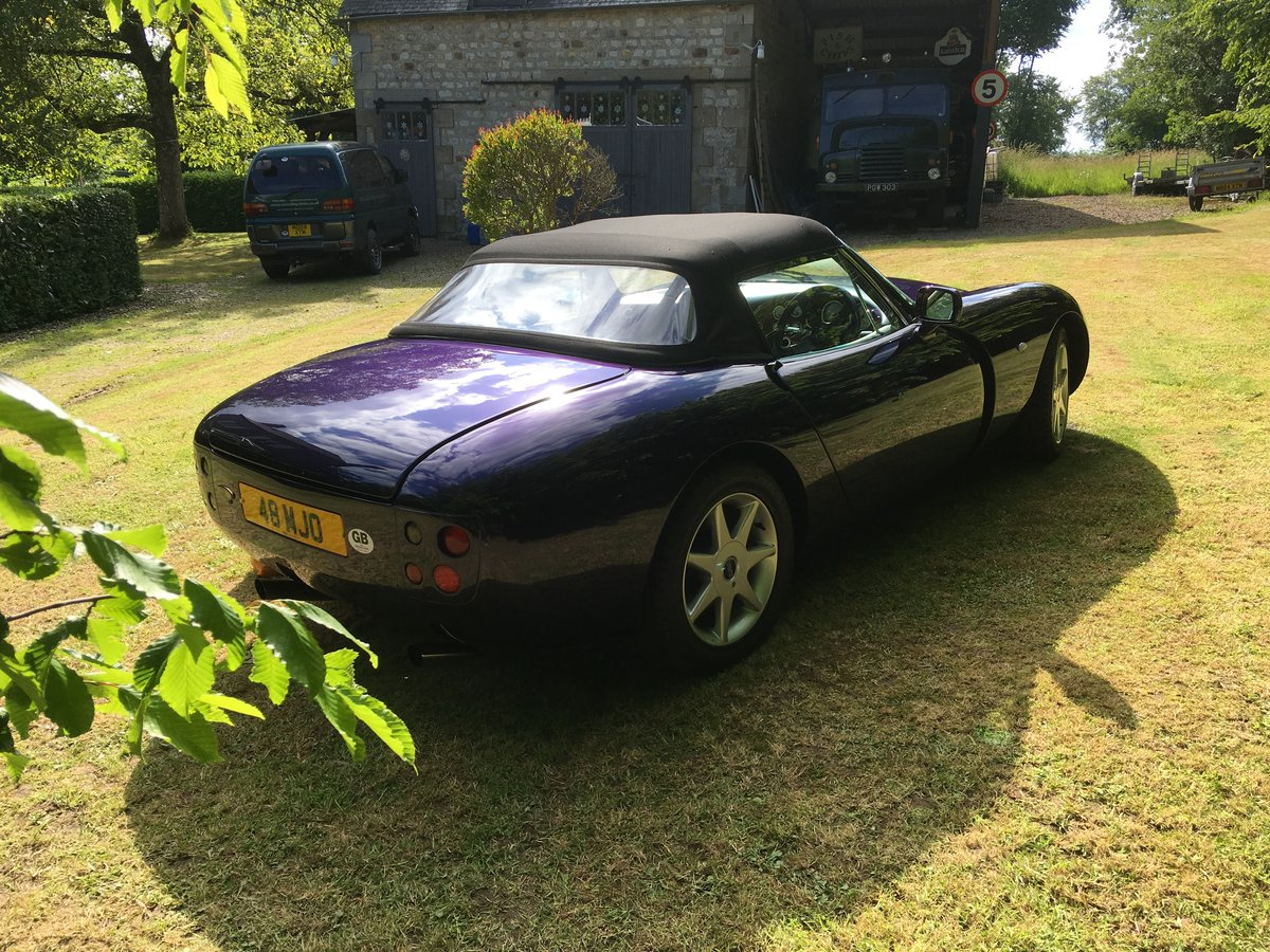 2001 TVR Griffith SE number 40 For Sale (picture 6 of 6)